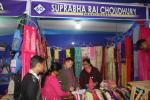 Inspection of Stalls of Gandhi Shilp Bazaar by Regional Director Handicrafts Officials